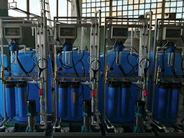Сервисное обслуживание систем водоочистки и водоподготовки